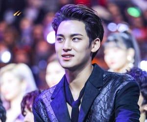 boy, korean, and mingyu image