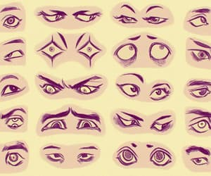 eyes and how to draw image