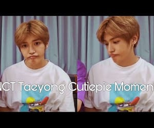 video, cute moments, and taeyong image