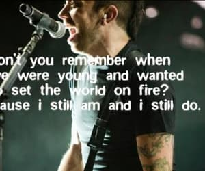 change, rise against, and inspiration image