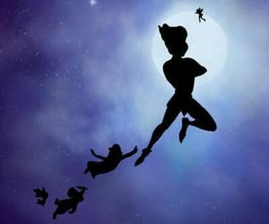 peter pan and disney image
