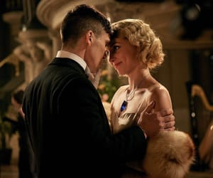 love and peaky blinders image