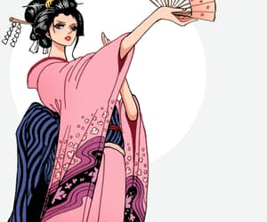 coloring, one piece, and nico robin image