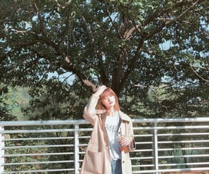 k-pop, park jeonghwa, and nature image