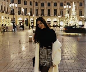 beautiful, christmas, and fashion image