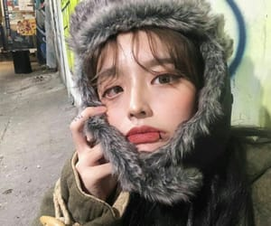 aesthetic, army, and asian girls image