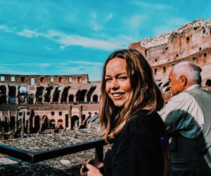 colosseum, photography, and place image