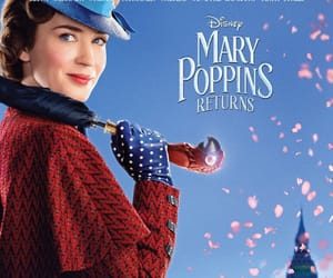 disney and mary poppins returns image