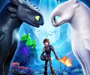 dreamworks and how to train your dragon image