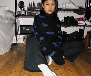 fashion, streetwear, and julia dang image