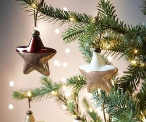 christmas, christmas tree, and living room image