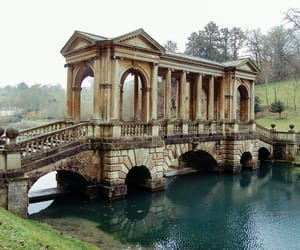 bridge, bath, and landscape image