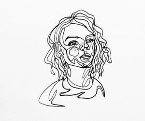 art and line drawing image