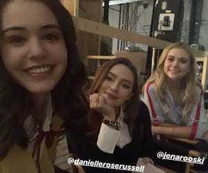 jenny boyd, legacies, and danielle rose russell image