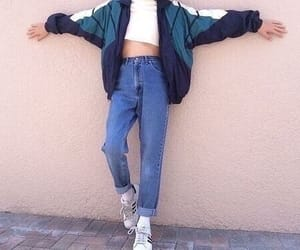 90s, grunge, and jeans image