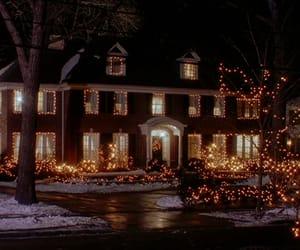 christmas, home alone, and lights image