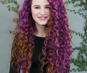 beauty, curly, and ginger image