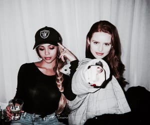 riverdale, vanessa morgan, and madelaine petsch image