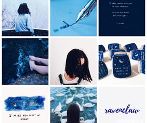 aesthetic, blue, and cedric image