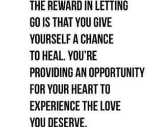 quotes and letting go image