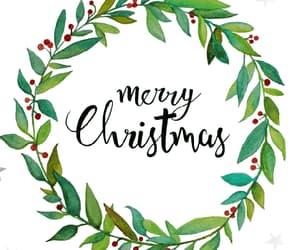 christmas lights, gif, and happy holidays image