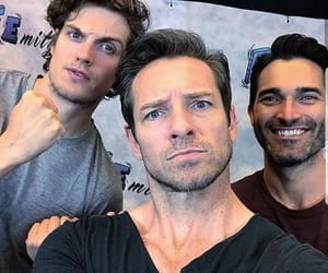 teen wolf and ian bohen image