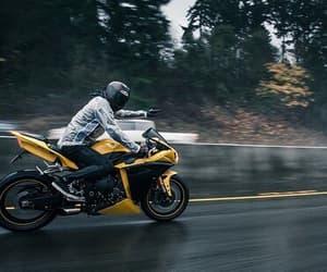 moto and biker image