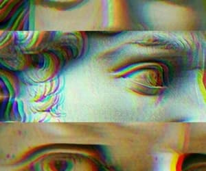 wallpaper, background, and eyes image