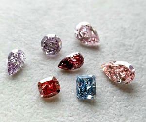 beautiful, colors, and diamond image