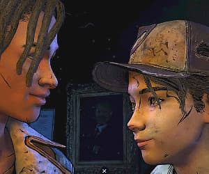 clementine, gif, and louis image