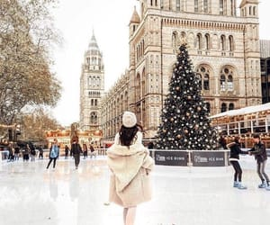 winter, christmas, and fashion image