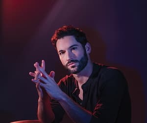 lucifer, tom ellis, and lucifer morningstar image