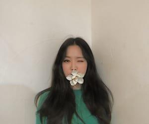 aesthetic, son naeun, and gg image
