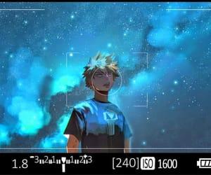 anime, yaoi, and kiribaku image