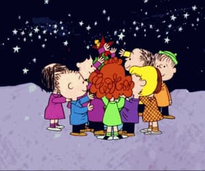 charlie brown, christmas, and gif image