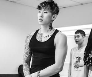 jay park, aomg, and rapper image