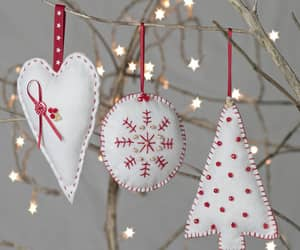 christmas, decor, and decoration image