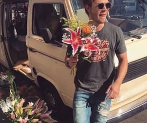 archie andrews, flowers, and red hair image