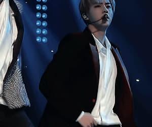 gif, k-pop, and kim seok jin image