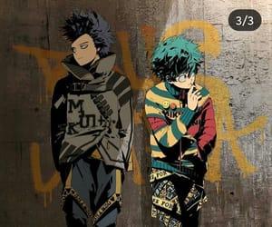 boku no hero academia, anime, and midoriya image