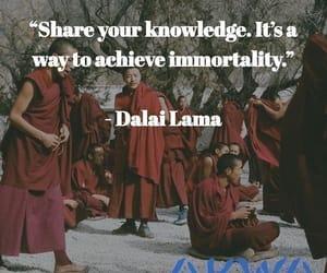 dalai lama, quotes, and wellness image