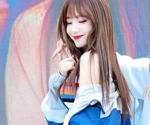 k-pop, ahn heeyeon, and 이엑스아이디 image