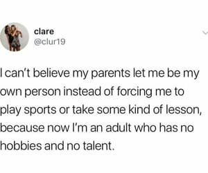 childhood, growing up, and person image
