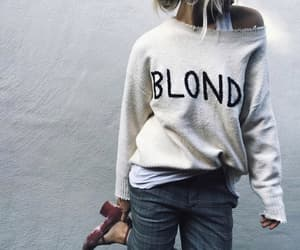 fashion, style, and goals image
