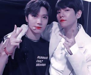 exo, baekhyun, and ten image