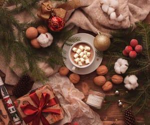christmas, gift, and still life image