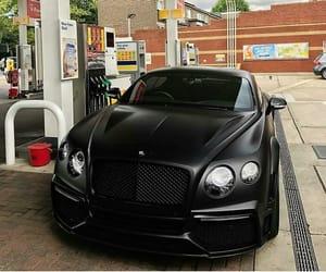auto, Bentley, and black image