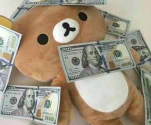 money and rilakkuma image