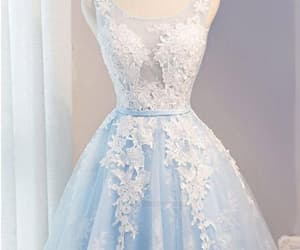lace homecoming dresses and prom dress short image