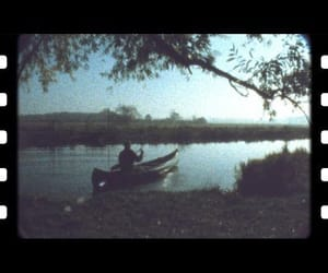 aesthetic, canoe, and film image